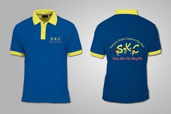 Mẫu áo lớp SKC