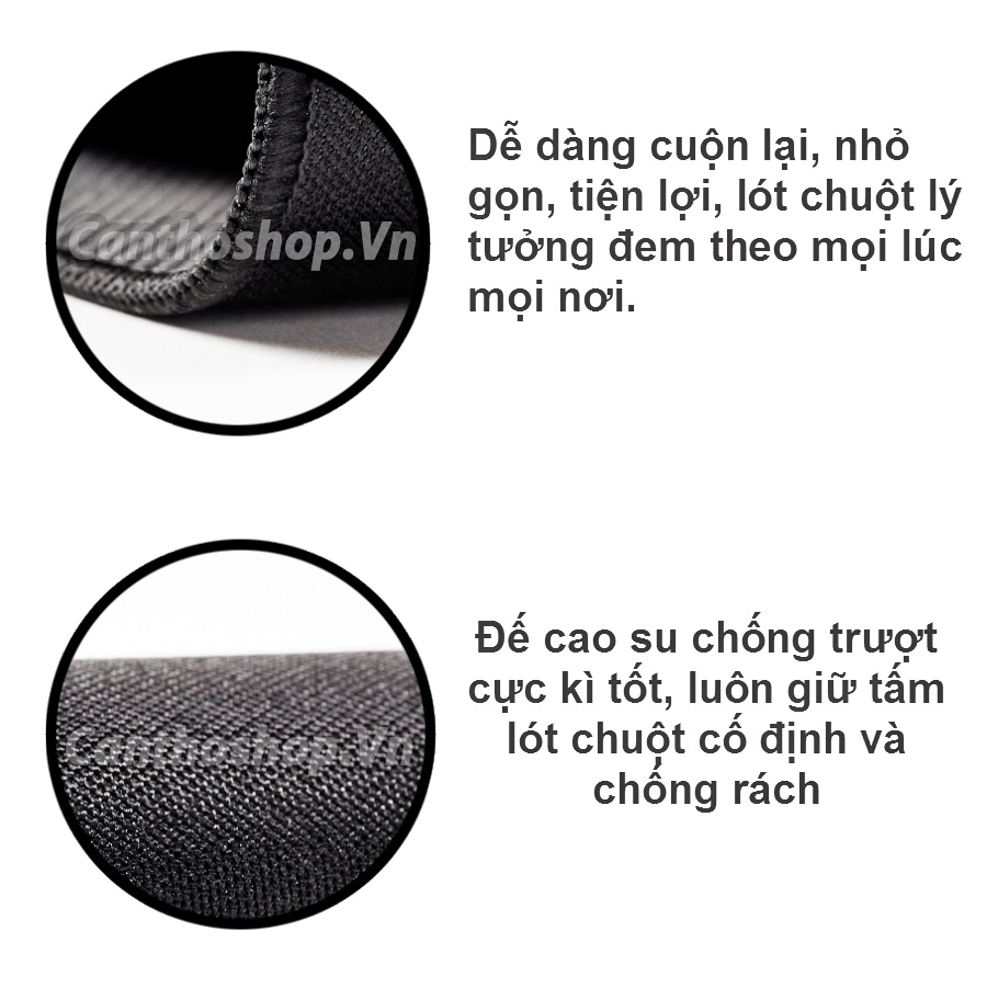Lót chuột game LMHT - Mouse Pad LOL - CanThoShop.Vn